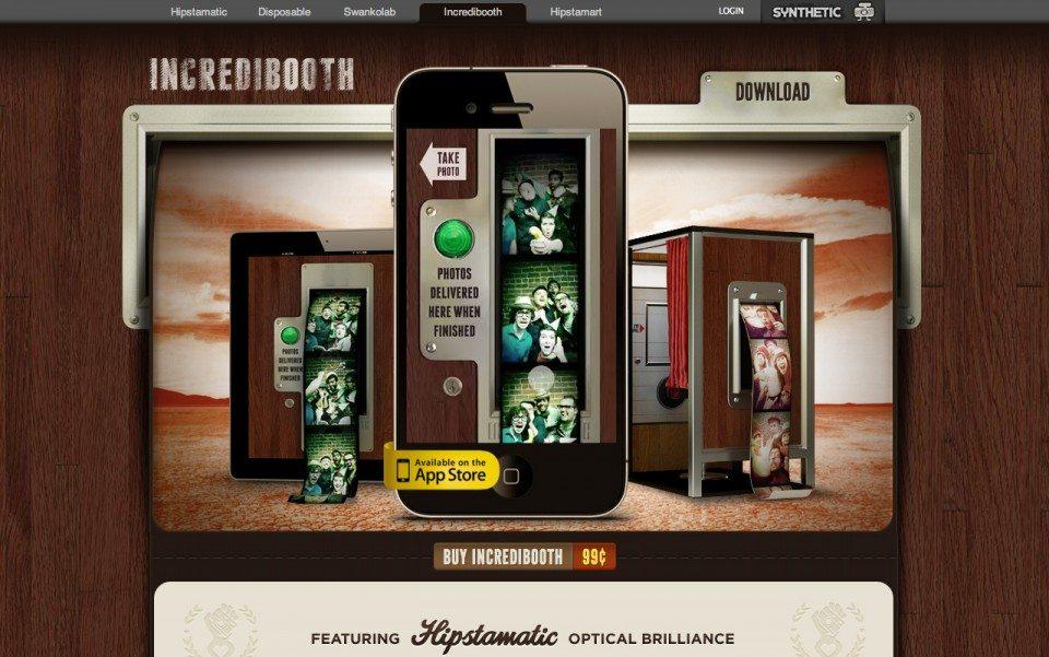 Incredibooth App