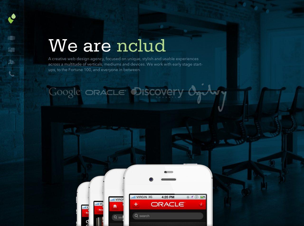 nclud website