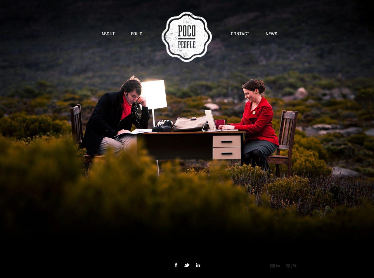Poco People Website