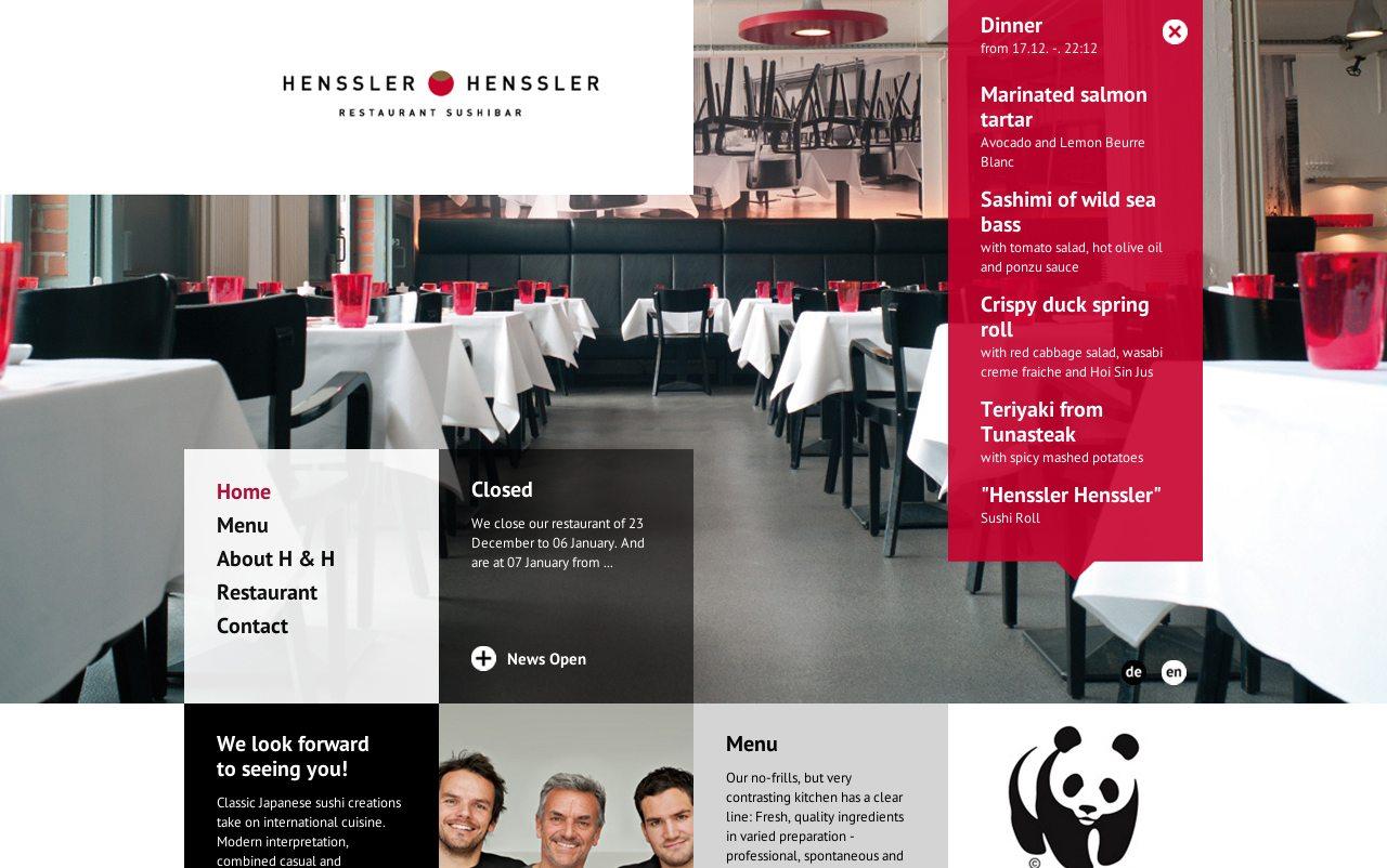 HENSSLER-HENSSLER