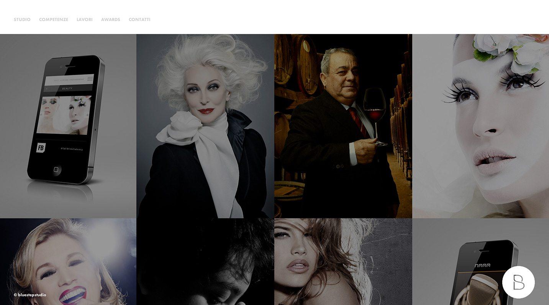 bluestepstudio website