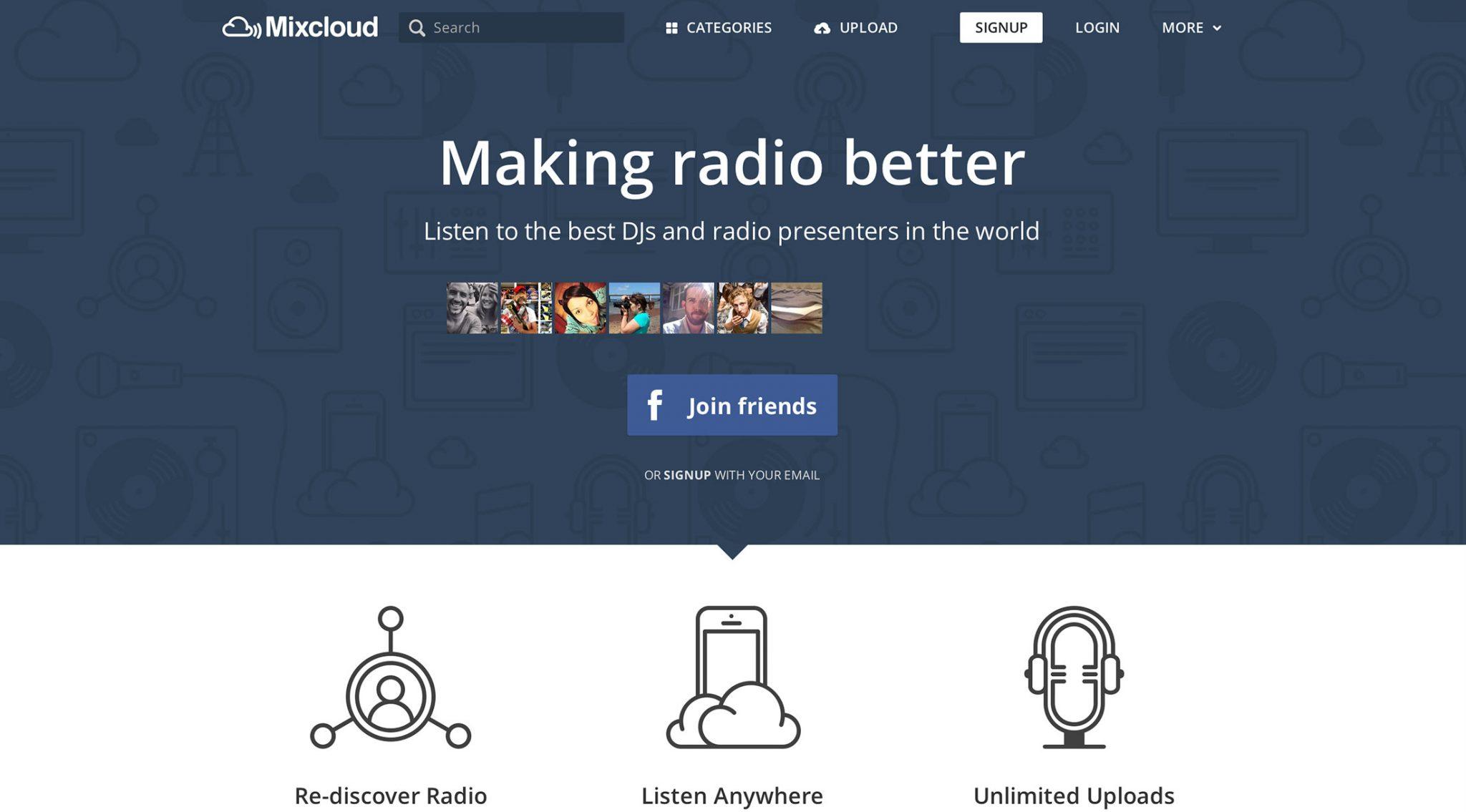 mixcloud-website