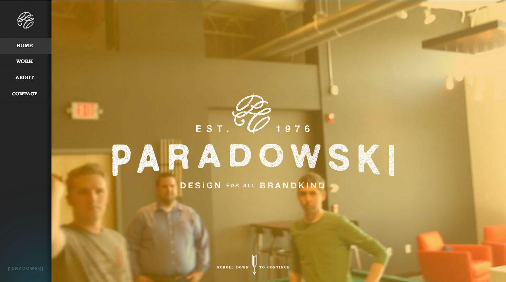 paradowski-website
