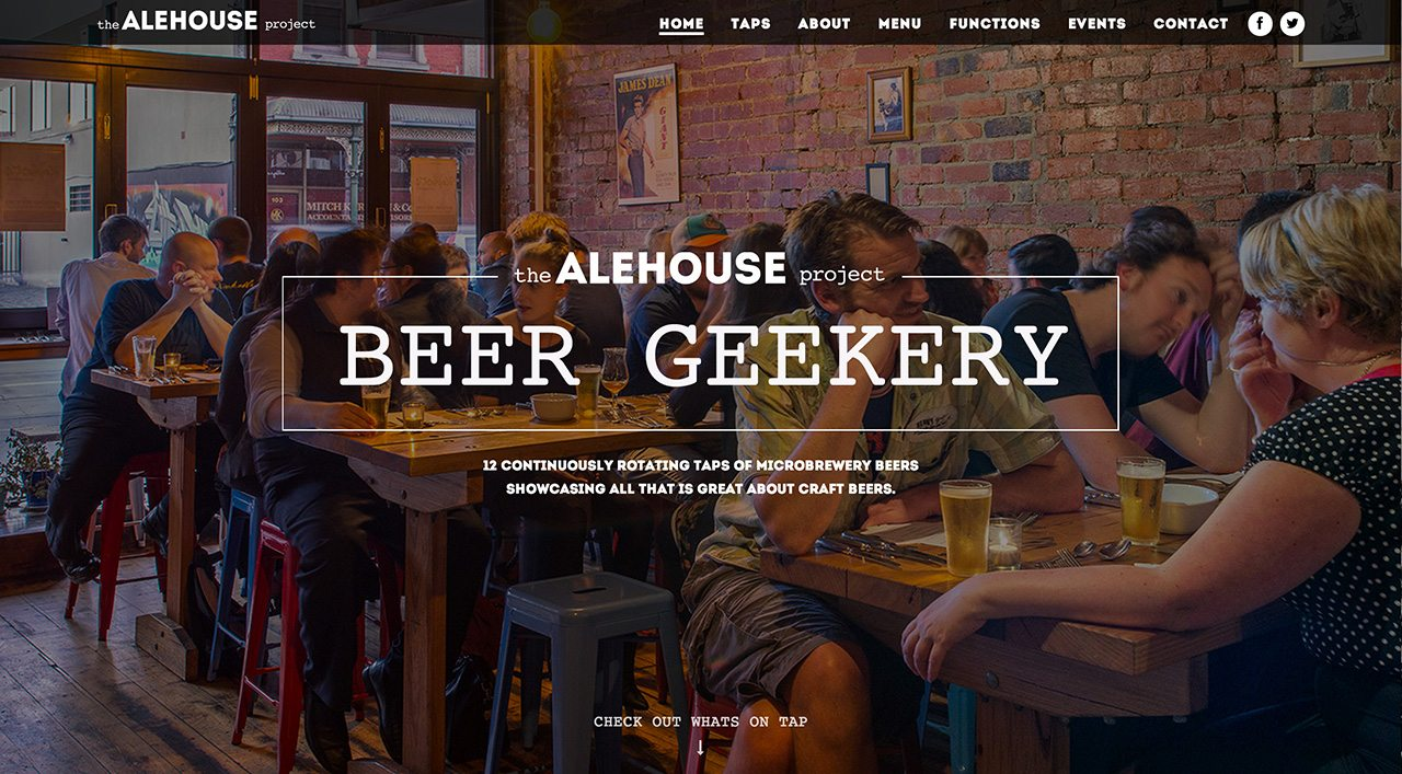 the-ale-house-project-home-page